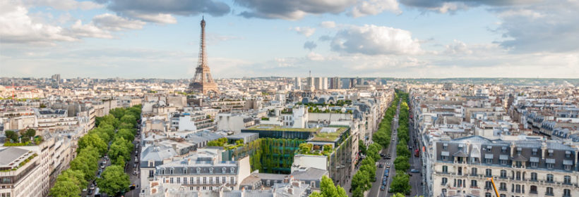 hôtel dans le 8ème arrondissement de Paris