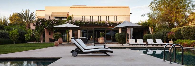 vacances de luxe a Marrakech