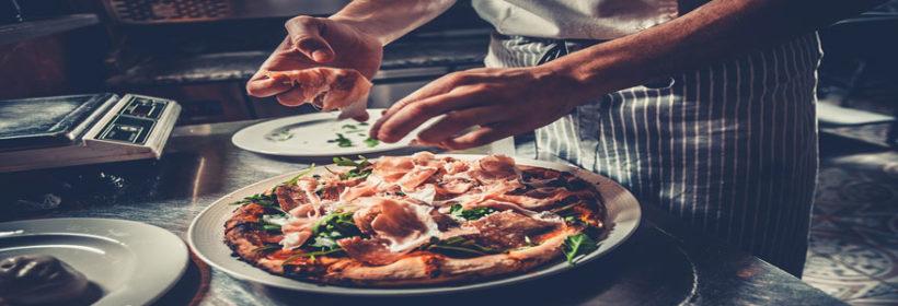 plat italien à Marseille