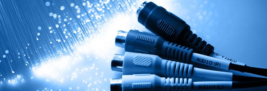 Câbles cordons connectique