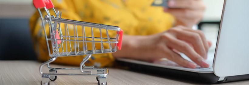 Commander vos courses sur Internet