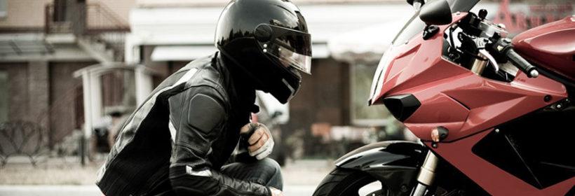 Choisir un casque intégrale de moto