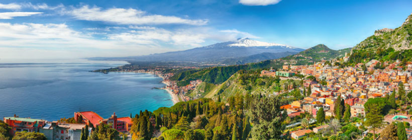 un voyage en Sicile Etna