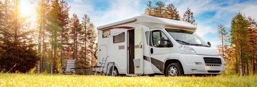entretien de camping-car