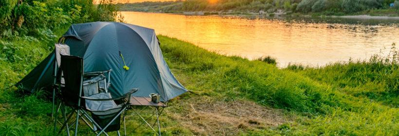 Partez en camping